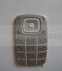 Nokia 6101 клавиатура белая, 9798076 (оригинал), radan-osp.com - оригинальные комплектующие, фото