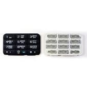 Nokia 3250 Клавиатура цифровая черная, 9798516 (оригинал)