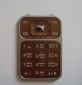 Nokia 7390 Клавиатура основная медная, 9799233 (оригинал)