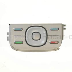 Nokia 5300 Клавиатура функциональная серебристая, 9799251 (оригинал), radan-osp.com - оригинальные комплектующие, фото