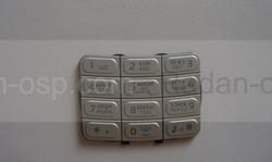 Nokia 5300 Клавиатура основная серебристая, 9799256 (оригинал), radan-osp.com - оригинальные комплектующие, фото