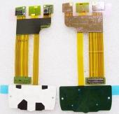 Nokia E66 Шлейф с модулем функциональной клавиатуры и камерой, 9855427 (оригинал)