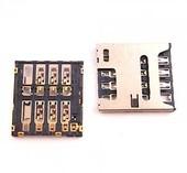 Считыватель SIM-карты Sony Xperia E3 D2212, A/314-0000-00890 (оригинал)