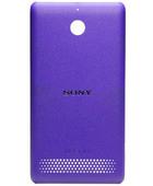 Sony D2005/ D2105 Крышка аккумулятора Purple, A/405-58650-0004 (оригинал)