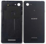 Задня кришка Sony Xperia E3 D2202/ D2203/ D2206 (Black), A/405-59080-0002 (оригінал)
