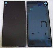 Кришка задня акумулятора Sony Xperia XA Ultra Dual F3212 (Black), A/405-59290-0002 (оригінал)