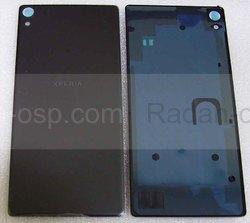 Крышка задняя аккумулятора Sony Xperia XA Ultra Dual F3212 (Black), A/405-59290-0002 (оригинал), radan-osp.com - оригинальные комплектующие, фото