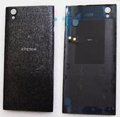 Крышка задняя аккумулятора Sony Xperia L1 G3312/ G3311 (Black), A/405-81000-0001 (оригинал)
