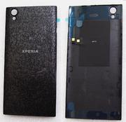 Кришка задня акумулятора Sony Xperia L1 G3312/ G3311 (Black), A/405-81000-0001 (оригінал)