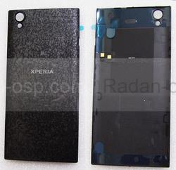 Крышка задняя аккумулятора Sony Xperia L1 G3312/ G3311 (Black), A/405-81000-0001 (оригинал), radan-osp.com - оригинальные комплектующие, фото
