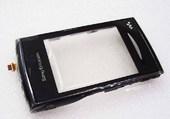 Sony W150I Передняя панель с тачскрином, черная, A/8CS-22580-0001 (оригинал)
