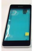 Sony D2005/ D2105 Передняя панель с сенсорным экраном, Black, A/8CS-58650-0002 (оригинал)