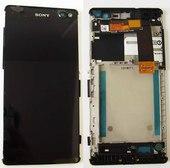 Дисплей с сенсором Sony Xperia C5 Ultra Dual E5533/ E5553 (Black), A/8CS-58880-0001 (оригинал)