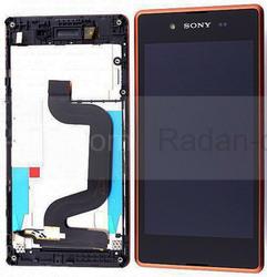 Sony D2202/ D2203/ D2206 Дисплей с сенсором и передней панелью (Cooper), A/8CS-59080-0006 (оригинал), radan-osp.com - оригинальные комплектующие, фото
