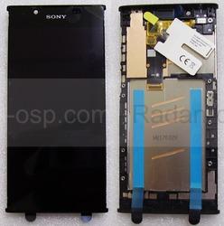 Дисплей с сенсором (тачскрином) Sony Xperia L1 G3312/ G3311 (Black), A/8CS-81000-0001 (оригинал), radan-osp.com - оригинальные комплектующие, фото