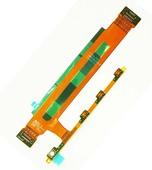 Шлейф Sony D5102/ D5103/ D5106 Xperia T3 кнопок громкости и включения, F/312GUL24C0D (оригинал)