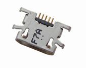 Разъем MicroUSB Sony C1905/ C2005/ D5102, F/620B0019005 (оригинал)