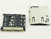 Считыватель SIM-карты Sony Xperia M4 Aqua E2303/ E2312/ E2333, F63012015007 (оригинал)