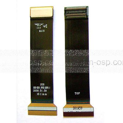 Samsung E250 Шлейф межплатный с разъёмом, GH41-02118A (оригинал)