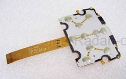 Samsung G600 Плата функциональной клавиатуры (подложка), GH59-04700A (оригинал), radan-osp.com - оригинальные комплектующие, фото