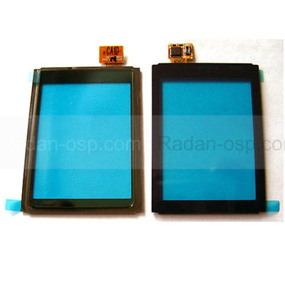 Samsung G400 Сенсорное стекло (тачскрин), black, GH59-05977A (оригинал)