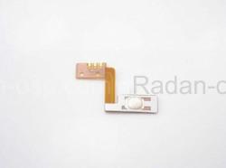 Samsung C6712 Кнопка боковая (шлейф с мембраной), GH59-10787A (оригинал), radan-osp.com - оригинальные комплектующие, фото