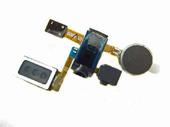 Samsung I9100/ I9105 Модуль динамика слухового с микрофоном, виброзвонком, датчиком приближения и разъемом проводной гарнитуры, GH59-10935A (оригинал)