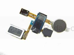 Samsung I9100/ I9105 Модуль динамика слухового с микрофоном, виброзвонком, датчиком приближения и разъемом проводной гарнитуры, GH59-10935A (оригинал), radan-osp.com - оригинальные комплектующие, фото
