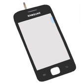 Samsung S6802 Galaxy Ace Duos Сенсорная панель черная, GH59-12322A (оригинал)