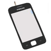 Samsung S6802 Galaxy Ace Duos Сенсорна панель чорна, GH59-12322A (оригінал)
