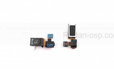 Динамик слуховой с датчиком приближения и шлейфом Samsung G7102 Galaxy Grand 2, GH59-13770A (оригинал)