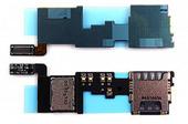 Считыватель SIM/ SD карты Samsung N910C/ N910H, GH59-14179A (оригинал)