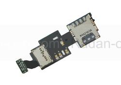 Считыватель SIM/SD карты Samsung N915F Galaxy Note Edge, GH59-14204A (оригинал), radan-osp.com - оригинальные комплектующие, фото