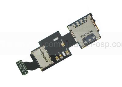 Считыватель SIM/SD карты Samsung N915F Galaxy Note Edge, GH59-14204A (оригинал)