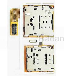Разъем Sim и SD карт Samsung Galaxy Tab S2 SM-T715/ SM-T815, GH59-14420A (оригинал), radan-osp.com - оригинальные комплектующие, фото