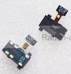 Разъем аудио на шлейфе Samsung Galaxy J3 J320, GH59-14548A (оригинал), radan-osp.com - оригинальные комплектующие, фото