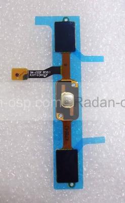 Шлейф кнопки Home Samsung Galaxy J3 J320, GH59-14590A (оригинал)