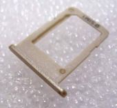 Держатель SIM 1 Samsung SM-G570F Galaxy J5 Prime Gold, GH63-13392A (оригинал)
