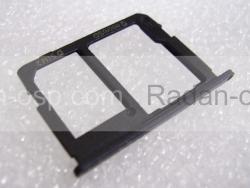 Держатель SIM и карты памяти Samsung SM-G570F Galaxy J5 Prime Black, GH63-13393C (оригинал), radan-osp.com - оригинальные комплектующие, фото