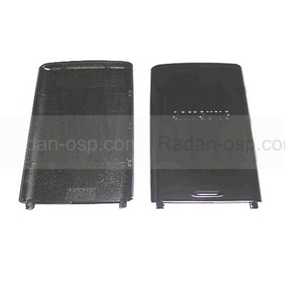 Samsung J600 Крышка батарейная (аккумуляторная), dark grey, GH72-39058D (оригинал)