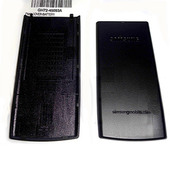 Samsung I550 Крышка батарейная (аккумуляторная), black, GH72-45093A (оригинал)