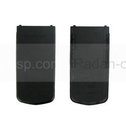 Samsung M3510 Крышка батарейная (аккумуляторная), black, GH72-48873A (оригинал), radan-osp.com - оригинальные комплектующие, фото