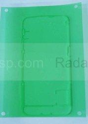 Клейкая лента на среднюю часть Samsung G925F Galaxy S6 Edge, GH81-12781A (оригинал), radan-osp.com - оригинальные комплектующие, фото