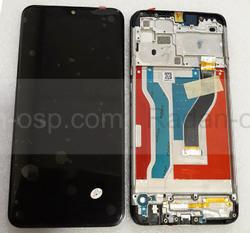 Дисплей экран Samsung Galaxy A10s A107 с рамкой, GH81-17482A (сервисный оригинал), radan-osp.com - оригинальные комплектующие, фото