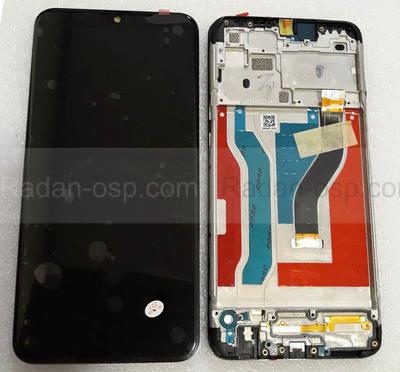 Дисплей экран Samsung Galaxy A10s A107 с рамкой, GH81-17482A (сервисный оригинал)