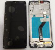 Дисплей екран Samsung Galaxy A20s SM-A207 з рамкою, GH81-17774A (сервісний оригінал)