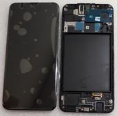 Дисплей с сенсором (экран) Samsung Galaxy A20 A205 (A205F/ A205FN) Black/Blue/Red Super AMOLED, GH82-19571A (оригинал)