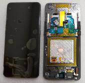 Дисплей с сенсором (экран) Samsung Galaxy A80 A805 (A805F, A805FN) Super AMOLED Black, GH82-20348A/ GH82-20368A (оригинал)
