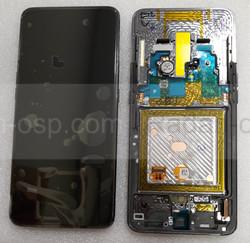 Дисплей с сенсором (экран) Samsung Galaxy A80 A805 (A805F, A805FN) Super AMOLED Black, GH82-20348A (оригинал), radan-osp.com - оригинальные комплектующие, фото