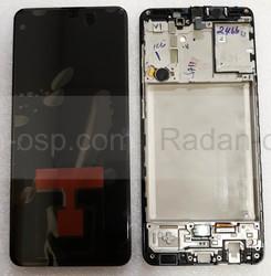 Дисплей экран Samsung Galaxy A31 A315 с рамкой Super AMOLED, GH82-22761A (сервисный оригинал), radan-osp.com - оригинальные комплектующие, фото